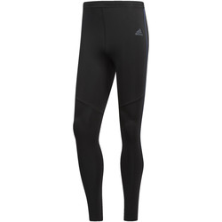 textil Hombre leggings adidas Performance Mallas largas Response Negro