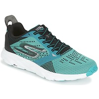 Zapatos Hombre Running / trail Skechers GO Run Ride 6 Azul / Negro