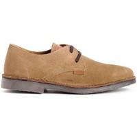 Zapatos Hombre Derbie Colour Feet HATARI beige