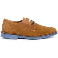 Zapatos Hombre Derbie Colour Feet HATARI marrón