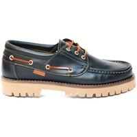 Zapatos Hombre Zapatos náuticos Colour Feet NAUTIC azul