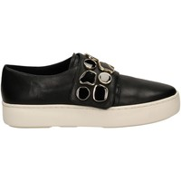 Zapatos Mujer Slip on What For AUGUSTE Negro