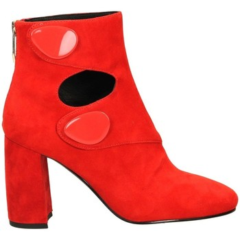 Zapatos Mujer Botines What For SABIE Rojo