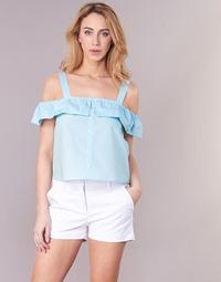 textil Mujer Tops / Blusas Moony Mood IFARANDOL Azul