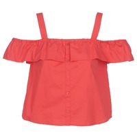 textil Mujer Tops / Blusas Moony Mood IFARANDOL Rojo