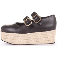 Zapatos Mujer Zapatillas bajas Marni ZPMSW10G06LV691 Sneakers Mujer negro negro