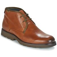 Zapatos Hombre Botas de caña baja Pikolinos GLASGOW M05 Marrón