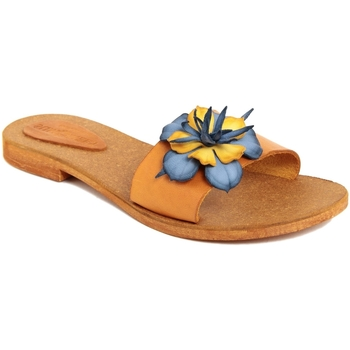 Zapatos Mujer Zuecos (Mules) Summery  Giallo