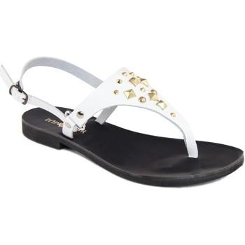 Zapatos Mujer Sandalias Summery  Bianco