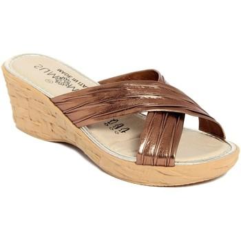 Zapatos Mujer Zuecos (Mules) Summery  Marrone