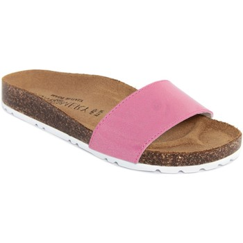 Zapatos Mujer Zuecos (Mules) Summery  Rosa
