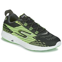 Zapatos Hombre Running / trail Skechers Go Run 5 Negro / Verde