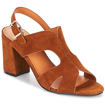 Zapatos Mujer Zuecos (Mules) Bocage PAULI Ladrillo