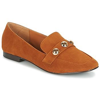 Zapatos Mujer Mocasín Bocage ABELONE Cognac