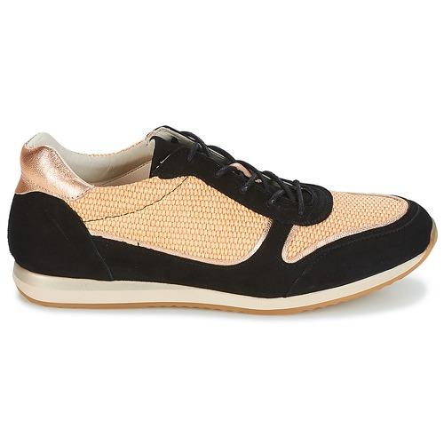 Zapatos casuales salvajes Zapatos especiales Bocage LYMAN Negro