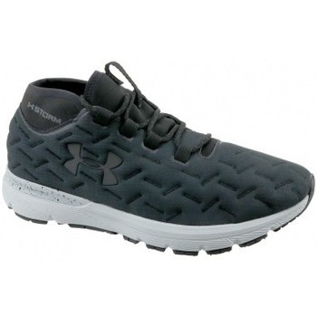 Zapatos Hombre Zapatillas bajas Under Armour UA Charged Reactor Run 1298534-100 Czarne