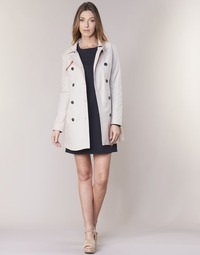 textil Mujer trench Only LUCY Beige