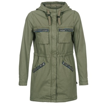 textil Mujer parkas Only ANNLOU Kaki