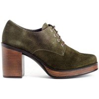 Zapatos Mujer Low boots Bryan 400 verde