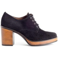 Zapatos Mujer Low boots Bryan 400 negro