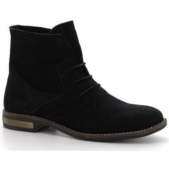 Zapatos Mujer Botines Cafe Do Brasil Botins Negro