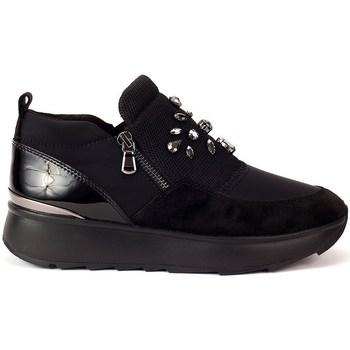 Zapatos Mujer Zapatillas bajas Geox Gendry Negros