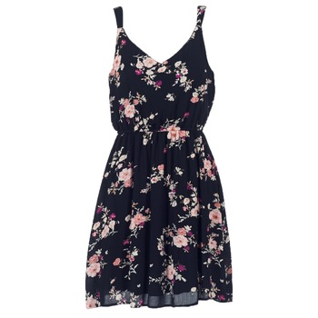 textil Mujer vestidos cortos Only KARMEN Negro