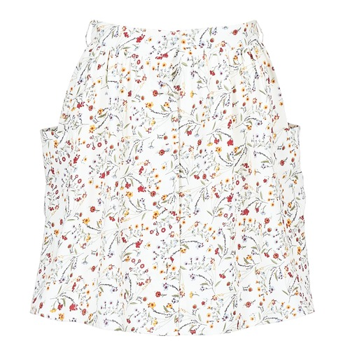 Betty London INNAMA Blanco - Envío gratis | ! - textil Faldas Mujer