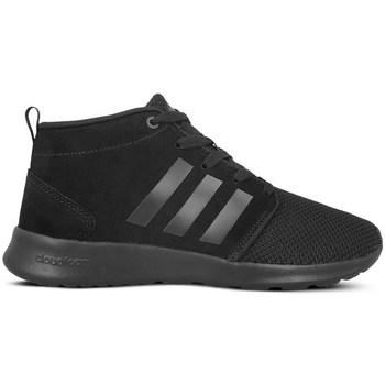 Zapatos Mujer Zapatillas altas adidas Originals CF Racer Mid Neo Negro