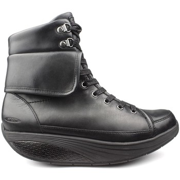 Zapatos Mujer Botines Mbt ES  EUZI FLIP W BLACK
