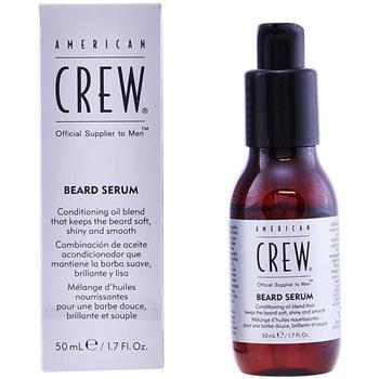 Belleza Hombre Acondicionador American Crew Crew Beard Serum  50 ml