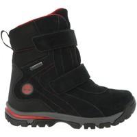 Zapatos Niños Botas de nieve Timberland 9377R JMNYPK BLACK Negro