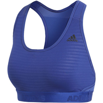 textil Mujer Sujetador deportivo  adidas Performance Sujetador Don´t Rest Alphaskin Tech Padded blue