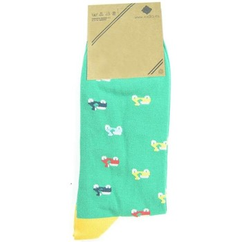 Accesorios Hombre Calcetines Rodia CALCETINES SCOOTERS Verde