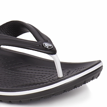 Crocs CROCBAND FLIP Negro