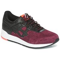 Zapatos Hombre Zapatillas bajas Asics GEL-LYTE Negro / Burdeo