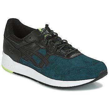 Zapatos Hombre Zapatillas bajas Asics GEL-LYTE Negro / Azul / Amarillo