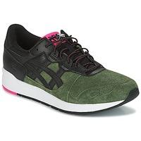 Zapatos Hombre Zapatillas bajas Asics GEL-LYTE Negro / Kaki