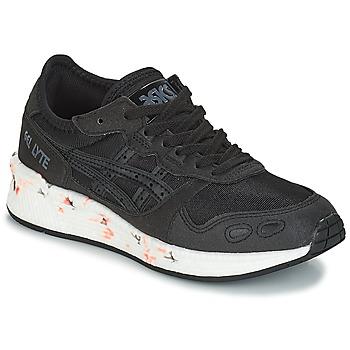 Zapatos Niños Zapatillas bajas Asics HYPER GEL-LYTE GS Negro