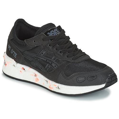 64d9e77b4 Zapatos Niños Zapatillas bajas Asics HYPER GEL-LYTE GS Negro