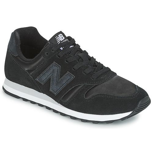 Grandes descuentos últimos zapatos New Balance WL373 Negro - Envío gratis Nueva promoción - Zapatos Deportivas bajas Mujer