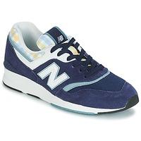 Zapatos Mujer Zapatillas bajas New Balance WL697 Azul