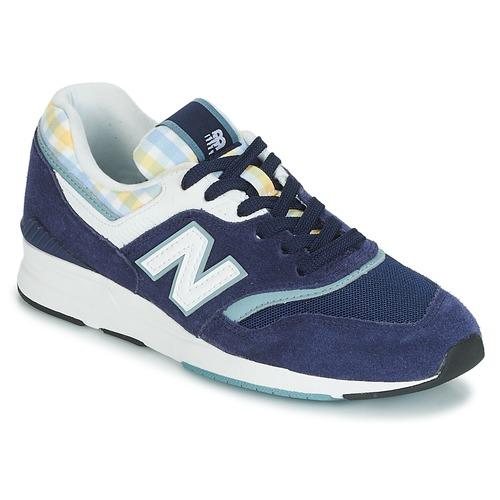 Zapatos promocionales New Balance WL697 Azul  Gran descuento