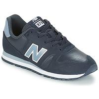 Zapatos Niños Zapatillas bajas New Balance KV373 Marino