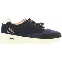 Zapatos Mujer Zapatillas bajas MTNG 69076 Azul