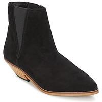 Zapatos Mujer Botas de caña baja Shellys London CHAN Negro