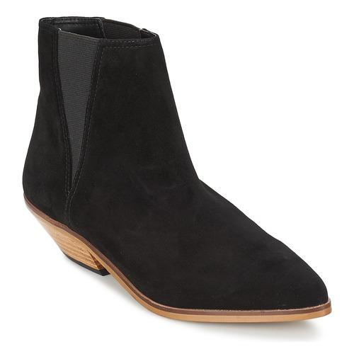 Shellys London CHAN Negro - Envío gratis Nueva de promoción - Zapatos Botas de Nueva caña baja Mujer 100,00 608098