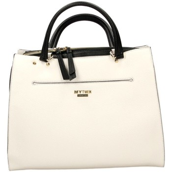 Bolsos Mujer Bolso My Twin By Twin Set TOTE GRANDE Blanco