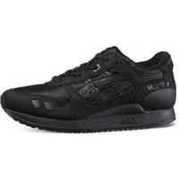 Zapatos Niños Zapatillas bajas Asics Gel Lyte III Ps negro