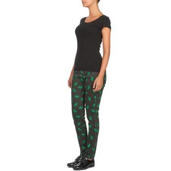 American Retro TINA Negro / Verde